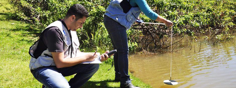 Objetivo é padronizar informações para diferentes tipos de monitoramento ambiental e ampliar a confiança nos dados - Foto: Janice Drumond