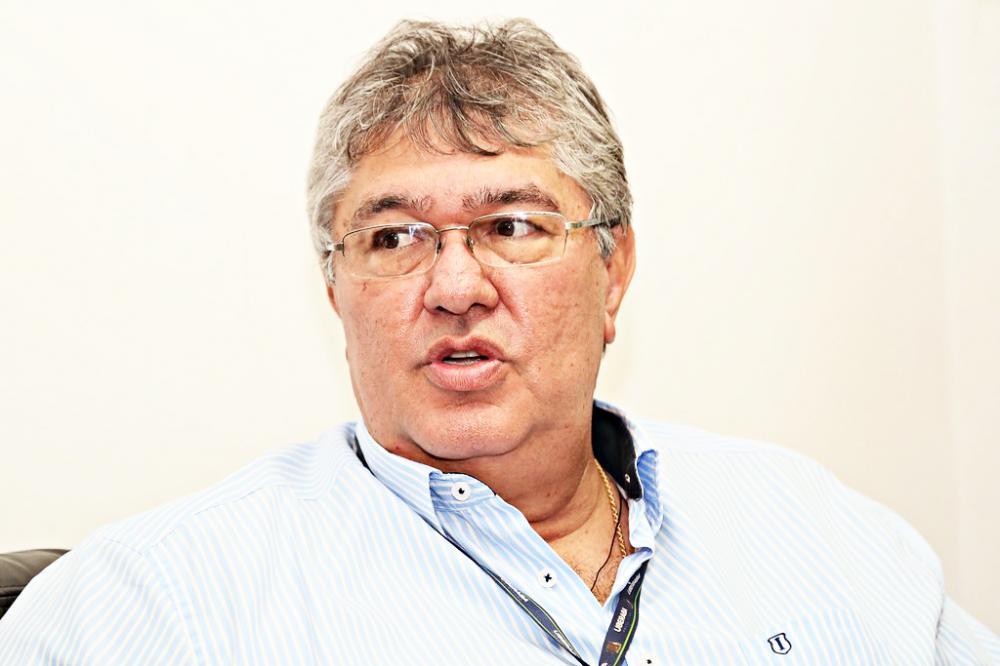 O secretário de Agronegócio, Luiz Carlos Saad, destaca que o projeto é concebido com três pilares - Foto: Neto Talmeli