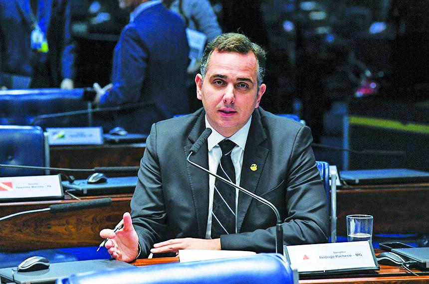 Senador Rodrigo Pacheco participa, hoje, no Maison Blanche, de evento do DEM-Uberaba - Foto: Divulgação