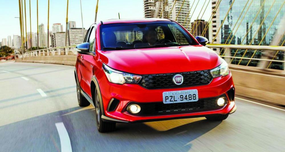 Com novos produtos e estratégias, marca Fiat ganhou quase 1 ponto porcentual, o maior avanço entre as montadoras de grandes volumes - Foto: Divulgação