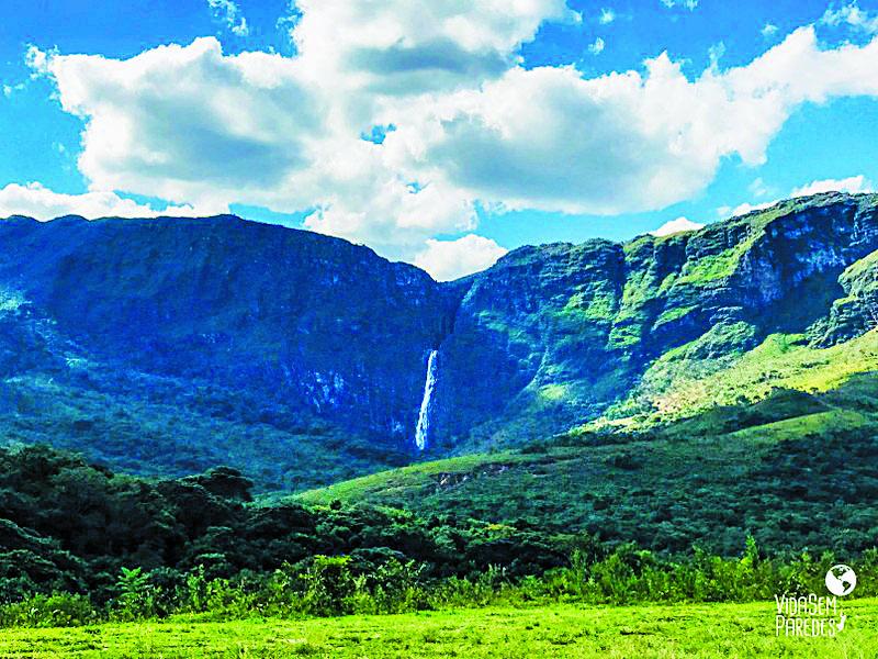 A Serra da Canastra tem paisagens deslumbrantes, onde predominam campos de altitude e o cerrado - Fotos: Divulgação