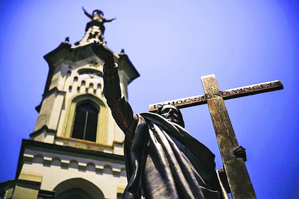 Catedral Metropolitana de Uberaba inicia na próxima segunda-feira Tríduo comemorativo pelo Jubileu de 200 anos - Foto: Divulgação