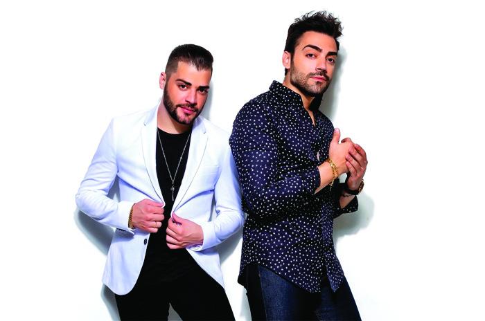 Guilherme & Benuto, também são atrações do Jockey no próximo dia 7 juntamente com Zezé de Camargo & Luciano