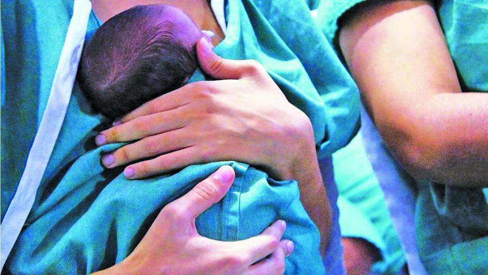 Número de mortes de bebês infectados com sífilis tem se mantido em alta na última década - Foto: Leonardo Rattes/Ascom Sesab