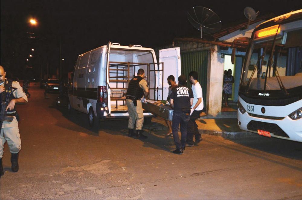 Ricardo Domingos Silva foi assassinado quando iria para o trabalho - Fotos: Juliano Carlos