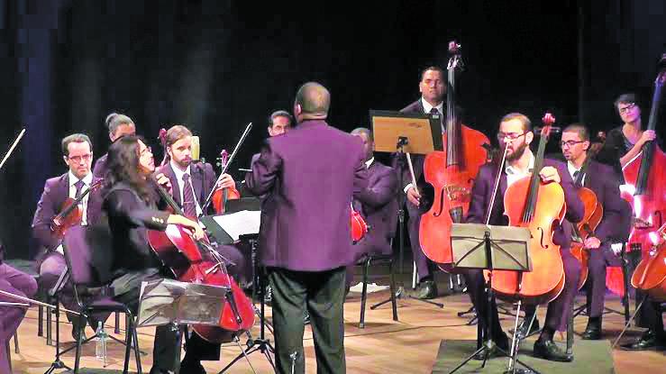 Orquestra Municipal de Uberaba regida pelo maestro Eliezer Thiago se apresentará no Ópera Studio