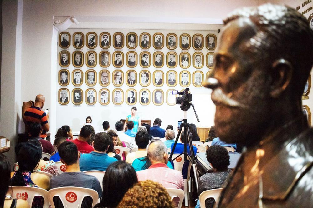 O Paço Major Eustáquio passou por reforma que resgata o passado e conserva a história para o futuro - Foto: Rodrigo Garcia/CMU