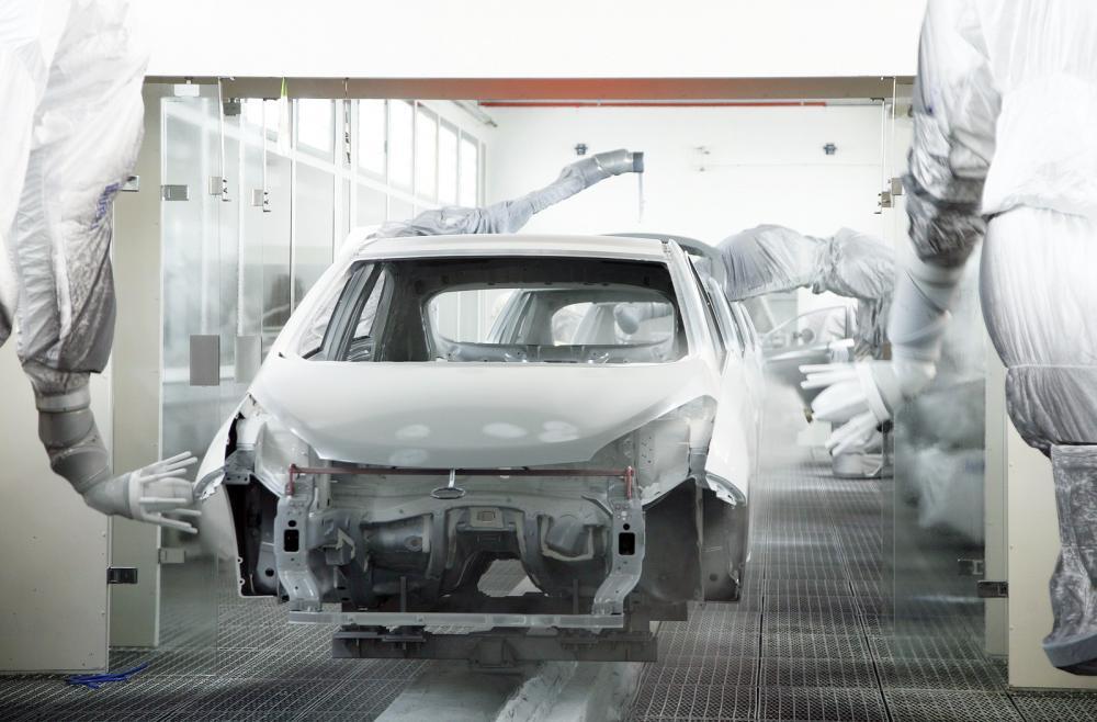Produção de veículos; As exportações também caíram, 7,9% em comparação com o mesmo mês do ano passado - Foto: Divulgação/Hyundai