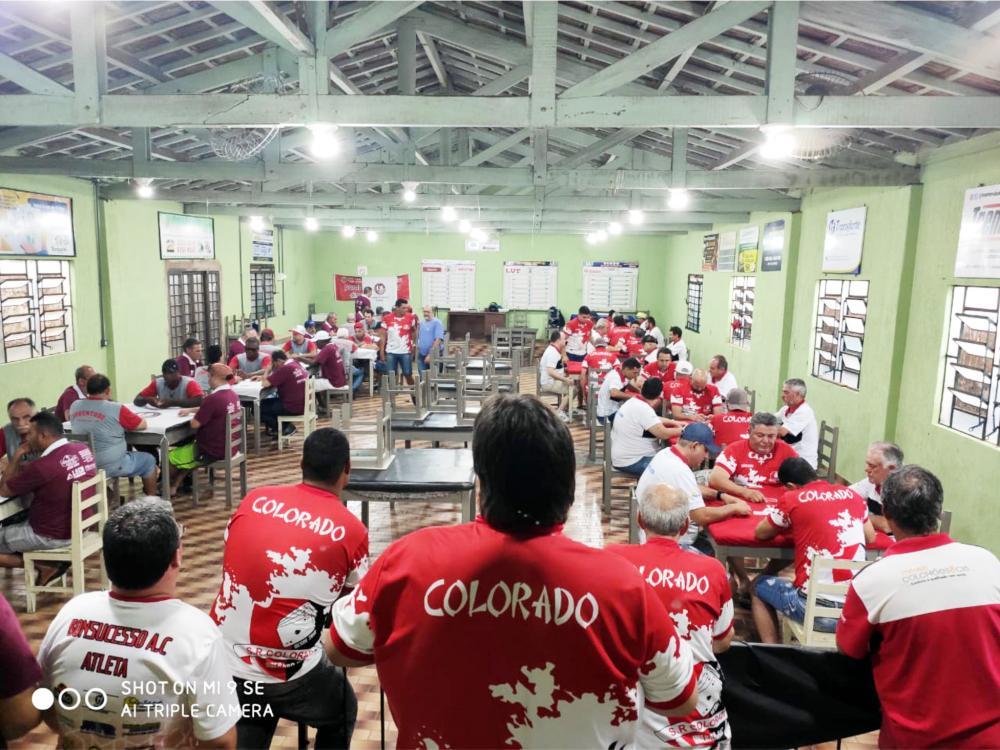 Truqueiros realizaram grandes confrontos no último domingo pela semifinal do Uberabense - Foto: Divulgação