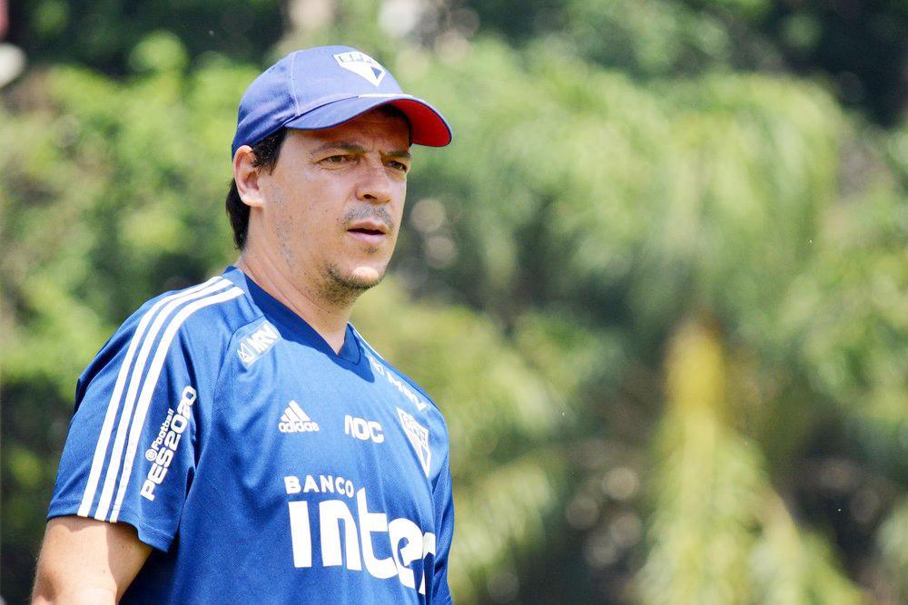 São Paulo decide manter o treinador Fernando Diniz para a disputa da Libertadores da América - Foto: Érico Leonan/saopaulofc.net
