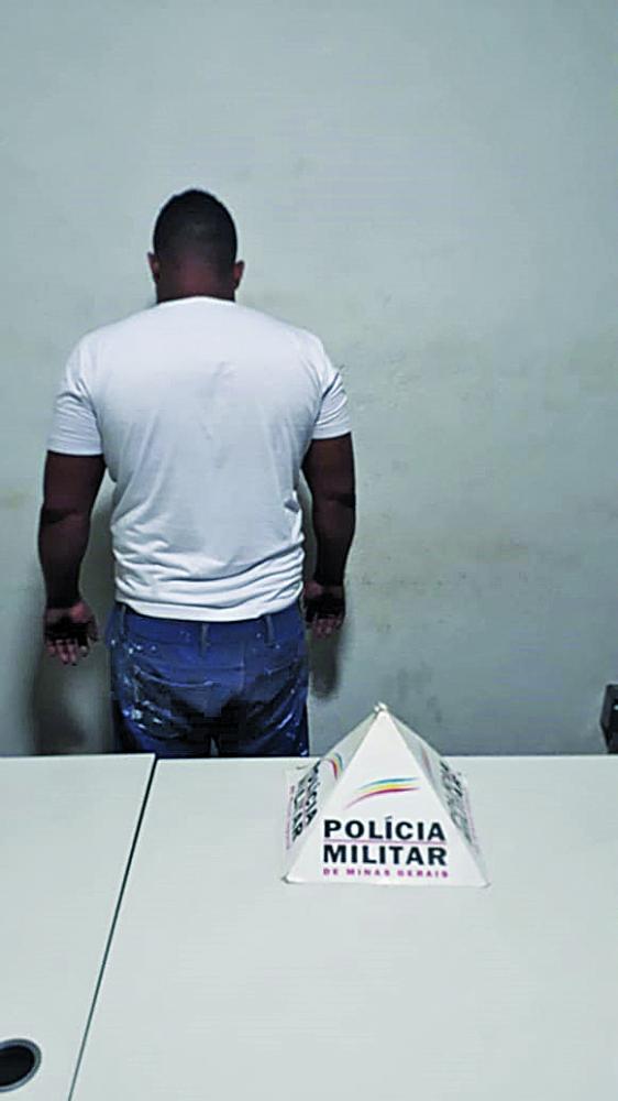Acusado foi levado para a esclarecer os fatos - Foto: Divulgação