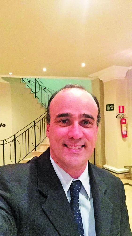O engenheiro e produtor rural Frederico Siqueira Misson (Fred da Certrim) é um dos postulantes a vereador pelo Partido Novo - Foto: Divulgação