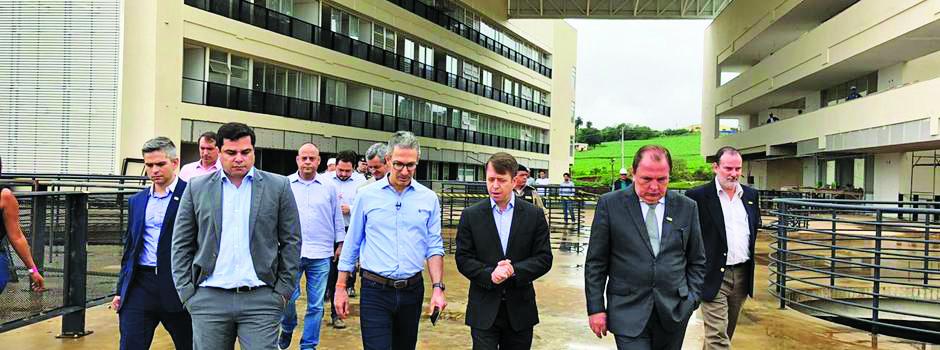 Parque contará com estrutura para abrigar centros de pesquisa e desenvolvimento de empresas-âncora - Foto: Divulgação
