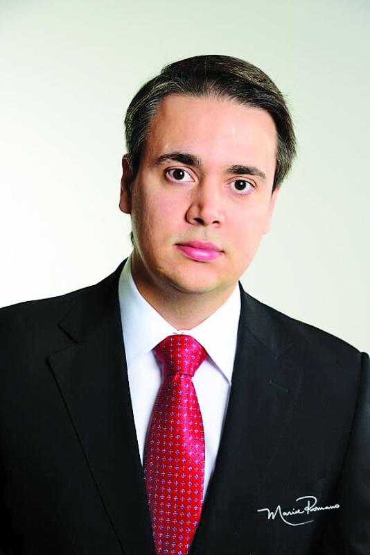 Advogado Dr. Luciano Borges Camargos faz aniversário no dia 14 de dezembro