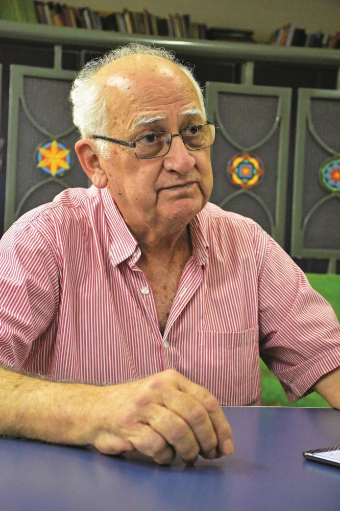 Ex-diretor do Colégio Dr. Jose Ferreira Danival Roberto Alves é convidado por Anderson Adauto para ser candidato a prefeito - Foto: Arquivo Danival (Zé Ferreira)
