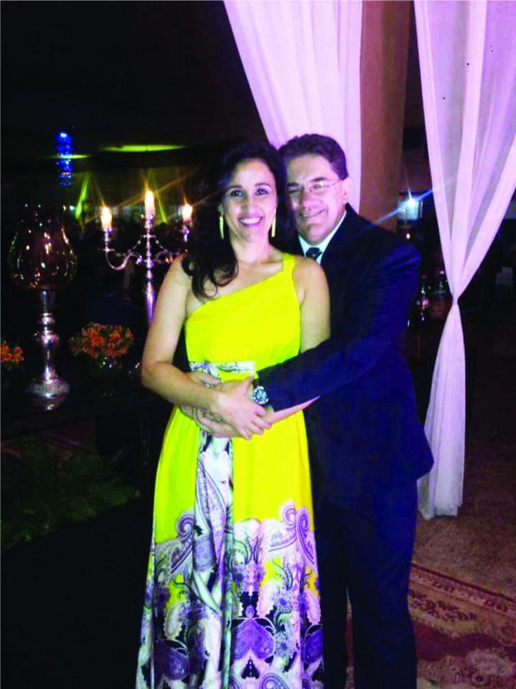 Ana Tome e Marcos Oliveira
