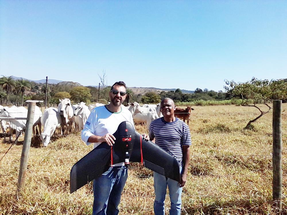 Empresa utiliza equipamentos para mapeamento de lavouras, identificação de áreas degradadas e monitoramento de pragas e doenças - Fotos: Divulgação