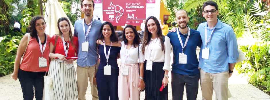 Dentre os bolsistas do PFFPAL, 71 são brasileiros, 19 são de Minas Gerais e 11 estudaram na Fundação João Pinheiro - Foto: Divulgação / Sejusp