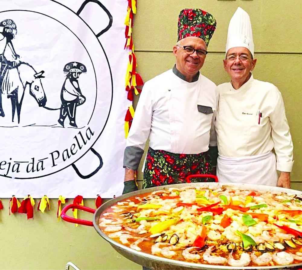 Chef Júlio Cordeiro e Chef Beto Amaral