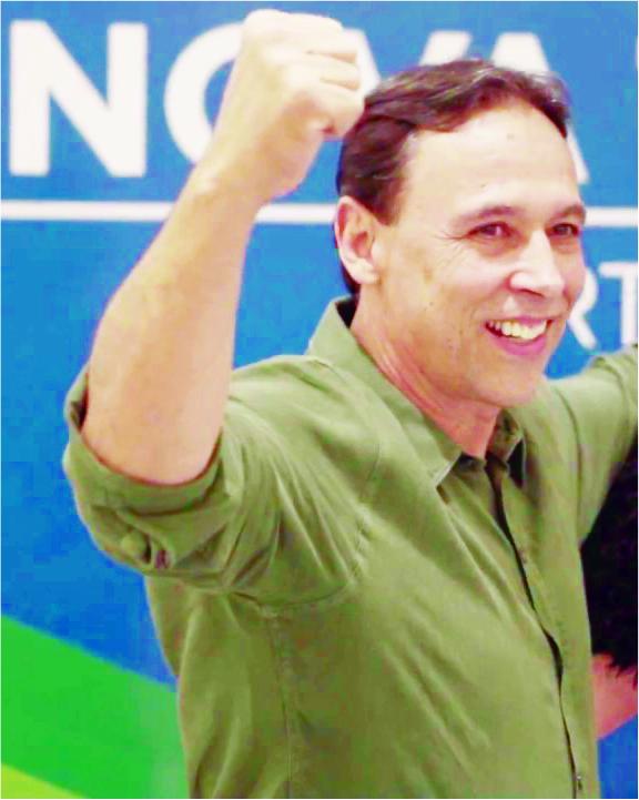 João da Casa do Chocolate inicia campanha institucional da empresa para popularizar sua candidatura a prefeito - Foto: Aruivo