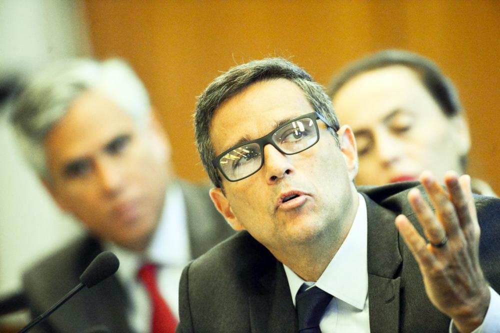 Presidente do Banco Central acredita que autonomia da instituição pode ser aprovada no Congresso Nacional nos três primeiros meses - Foto: Marcelo Camargo/Agência Brasil