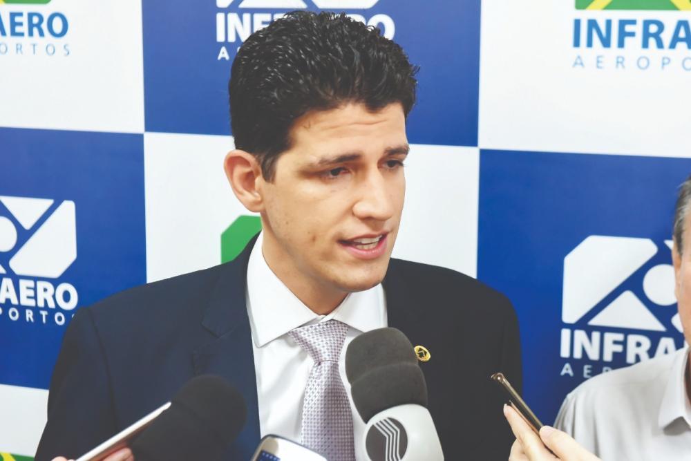 Ministro substituto da Infraestrutura, Marcelo Sampaio, afirma que medida irá simplificar a vida do cidadão - Foto: André Santos/PMU