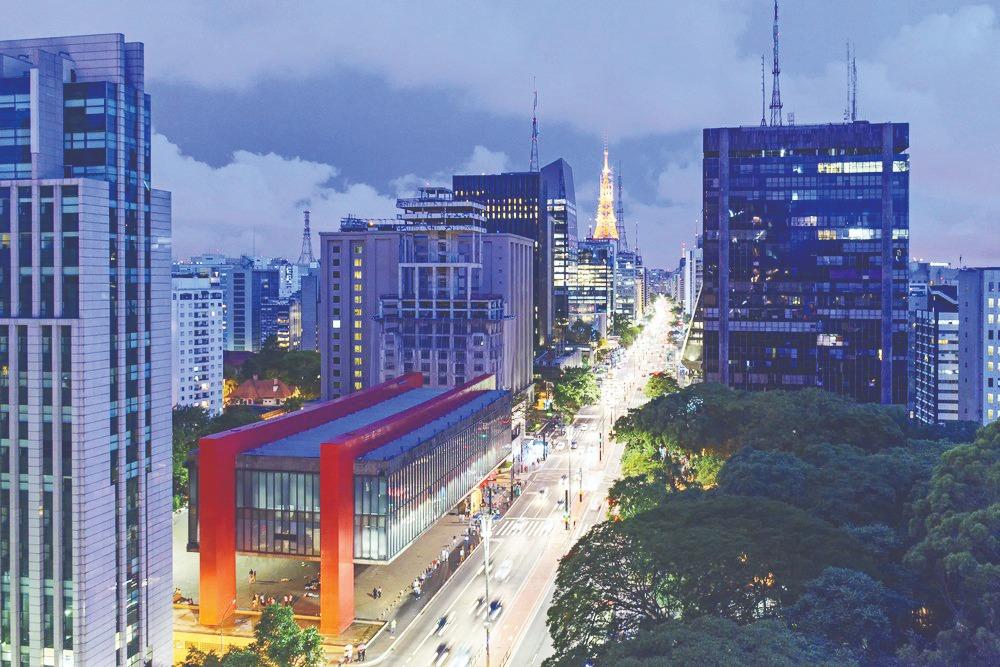 Avenida Paulista, em São Paulo - Foto: Shutterstock