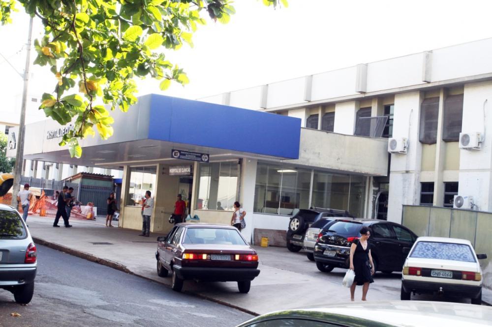 Servidores do HC da UFTM, entre a área administrativa e médicos, reafirmam a denúncia de desmantelamento do hospital e de perseguição - Foto: Arquivo