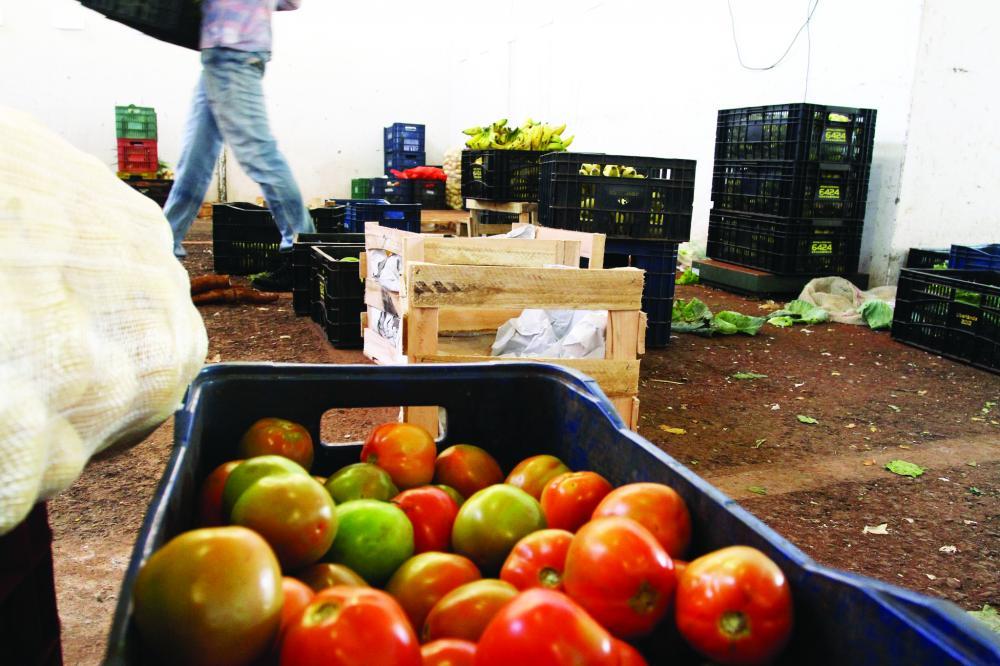 Tomate foi um dos produtos que manteve o preço estável - Foto: Arquivo