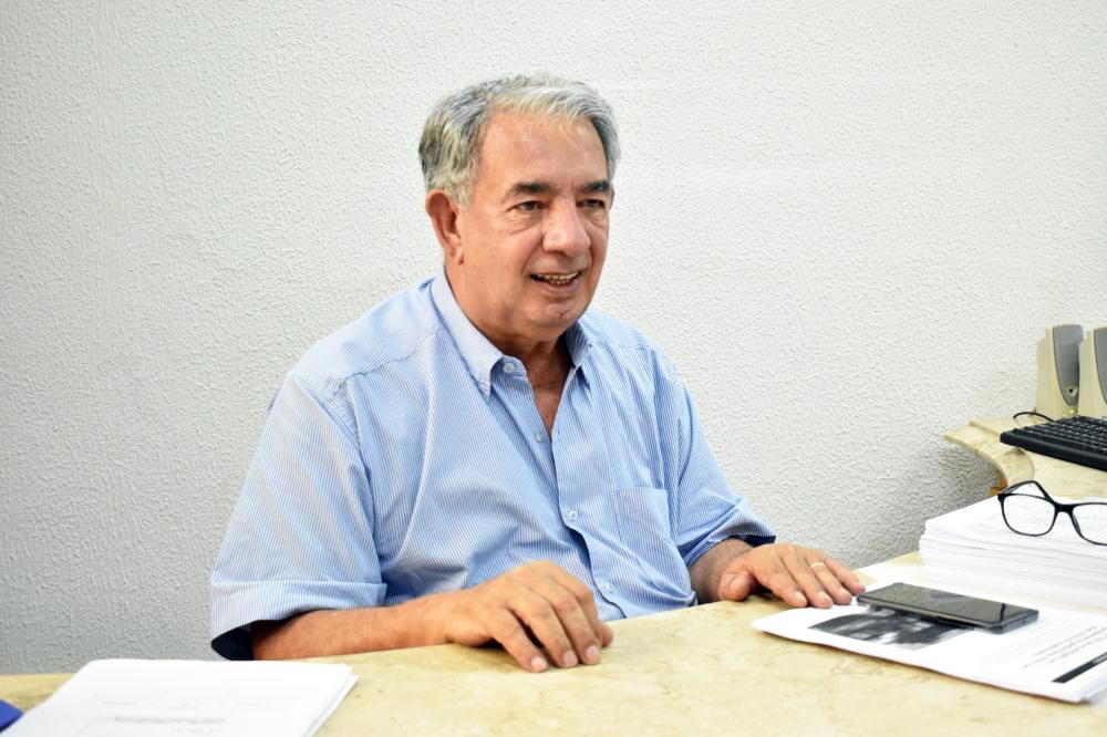 Secretário da Fazenda Wellington Fontes afirma que pedidos não são feitos aleatoriamente e que há a preservação do sigilo - Foto: Marco Aurélio/PMU