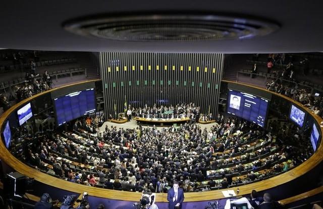 Parlamentares querem aprovar emenda que limita decisões de juízes de 1ª instância - Foto: Ueslei Marcelino /Reuters/Reuters