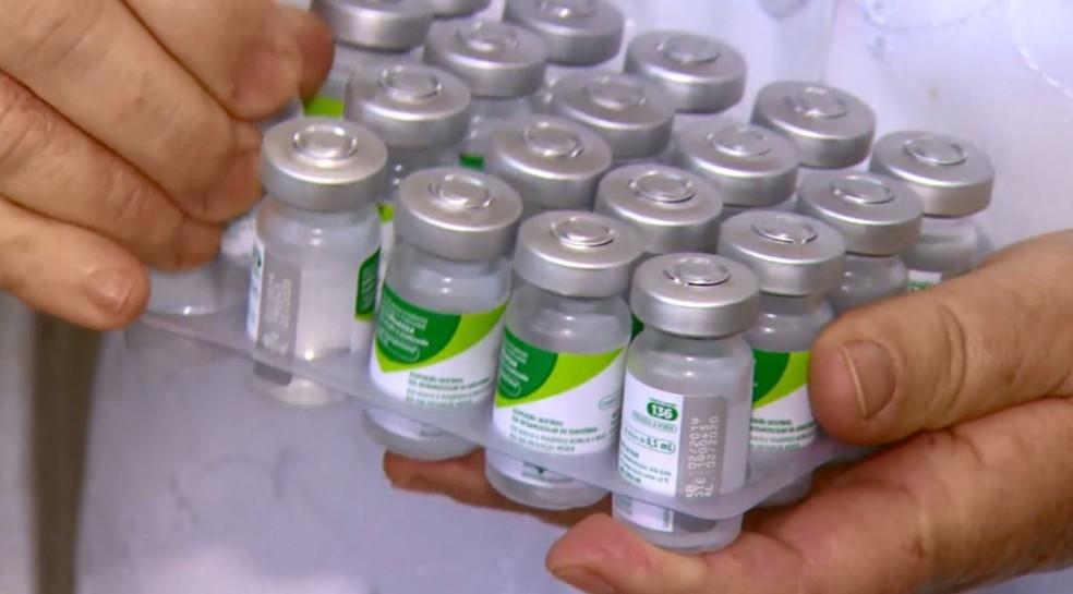 Município recebeu lotes de diversas vacinas, quantidade referente às imunizações de rotina dentro do Calendário Nacional de Vacinação - Foto: Ely Venâncio/EPTV