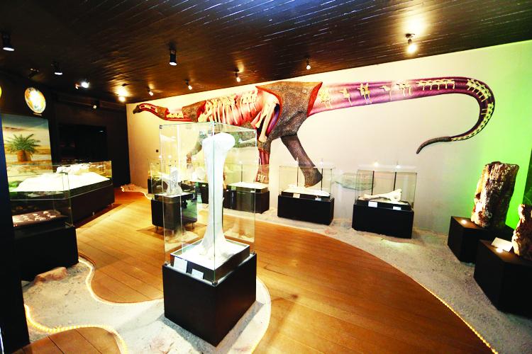 Complexo Cultural e Científico de Peirópolis e Museus dos Dinossauros