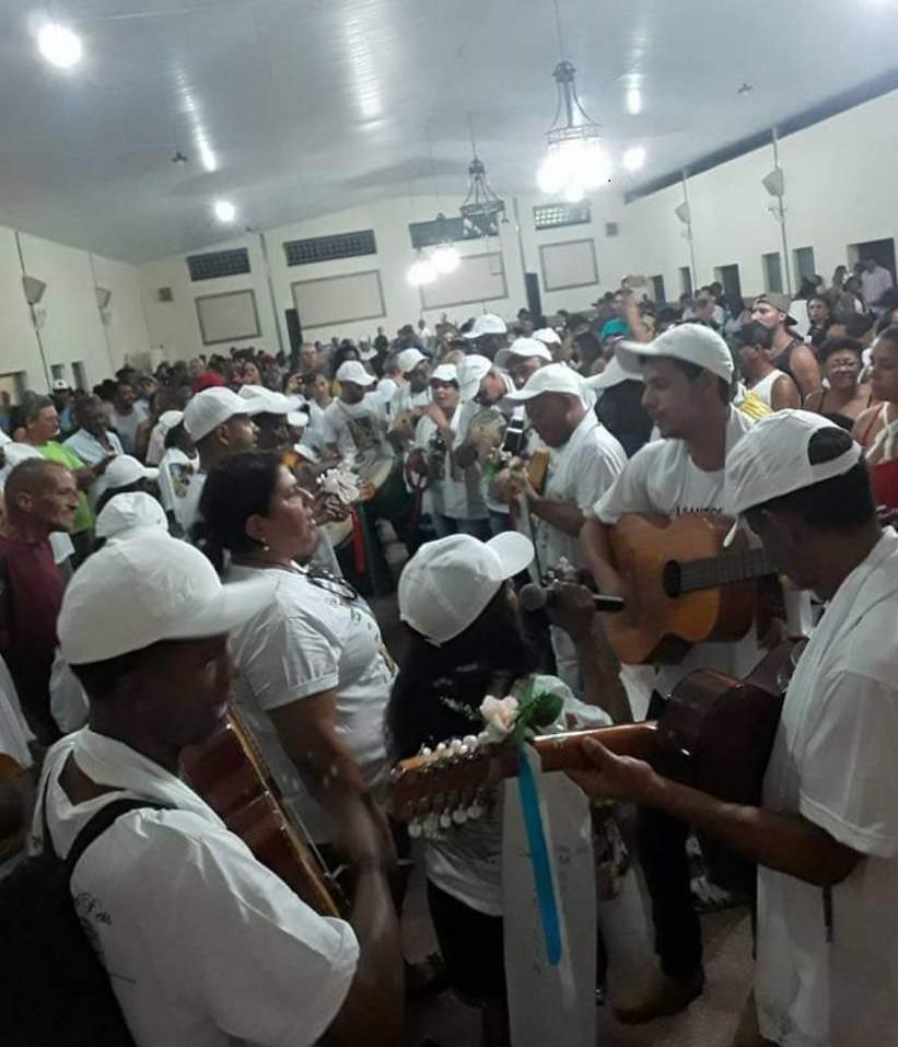 Festa de Reis da 'Tia Lu', da família Mapuaba, acontece nesta sexta - Foto: Divulgação