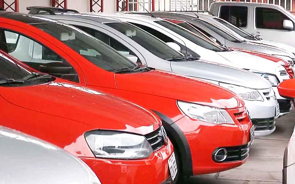 Aumentam as vendas de veículos em Imperatriz, MA - Foto: Reprodução/TV Mirante