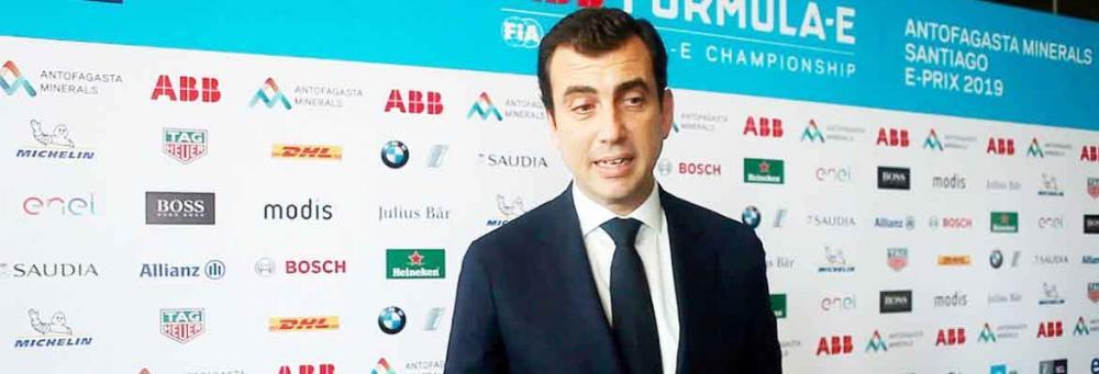 Alberto Longo diz que Formula E vem para o Brasil, mas sem prazo definido