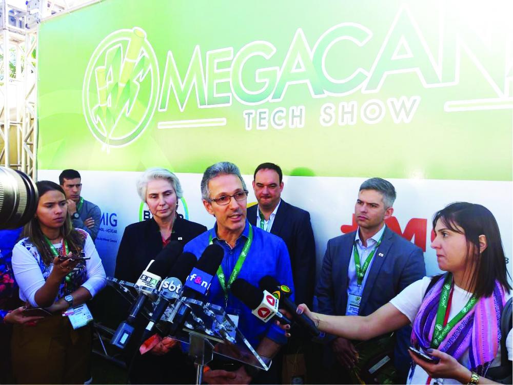 Governador Romeu Zema diz que Estado irá ter reconhecimento que o agronegócio carece