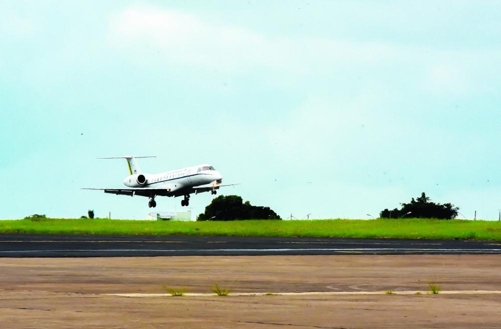 Segundo a Infraero, 88.630 passaram pelo terminal uberabense em 5.897 operações no ano passado - Foto: André Santos/PMU