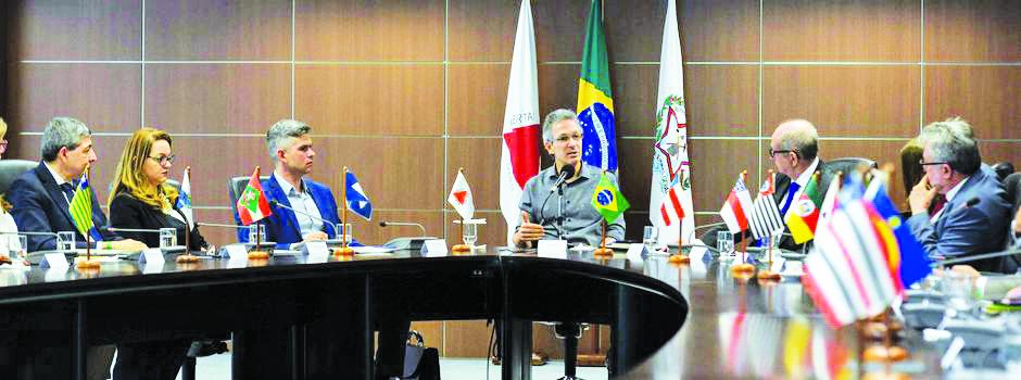 Em reunião da Abema, governo lança Sistema de Consulta de Decisões de Processos de Intervenção Ambiental