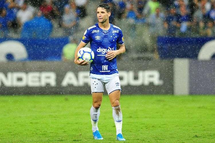 Depois de acordo parcial com Cruzeiro na Justiça, Thiago Neves tem rescisão de contrato oficializada e publicado no BID - Foto: Ramon Lisboa/EM/D.A Press