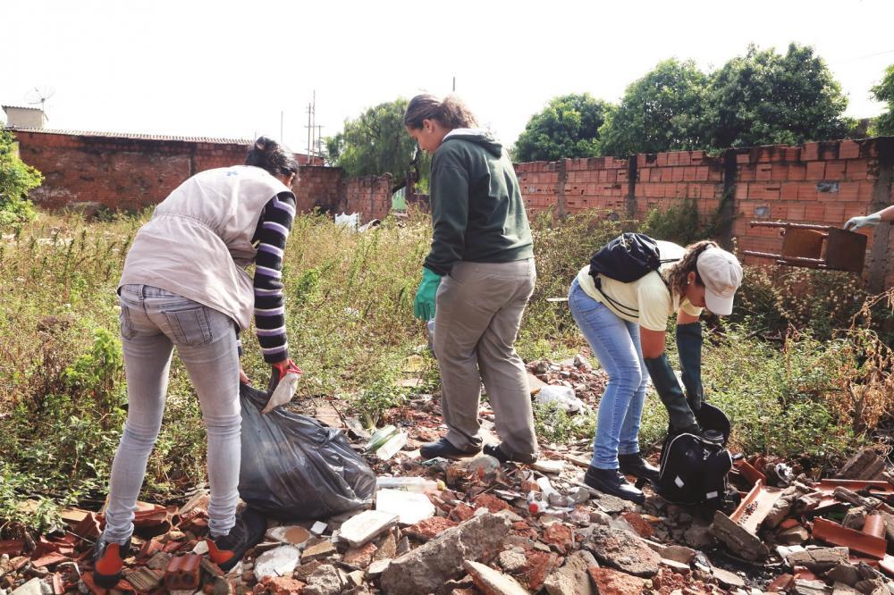 Maioria dos criatórios estão dentro das residências e terrenos e população deve ficar atenta para município não ter surto neste ano - Foto: Divulgação