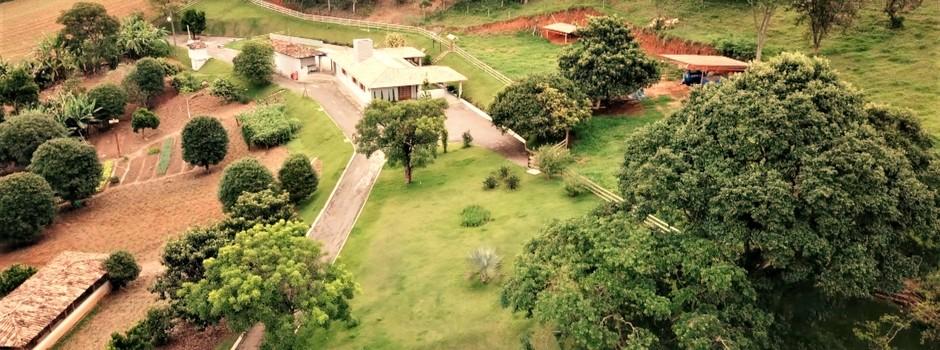 Assistência técnica da Emater-MG na fazenda acabou com a erosão e recuperou pastos e nascentes - Foto: Divulgação /Emater-MG