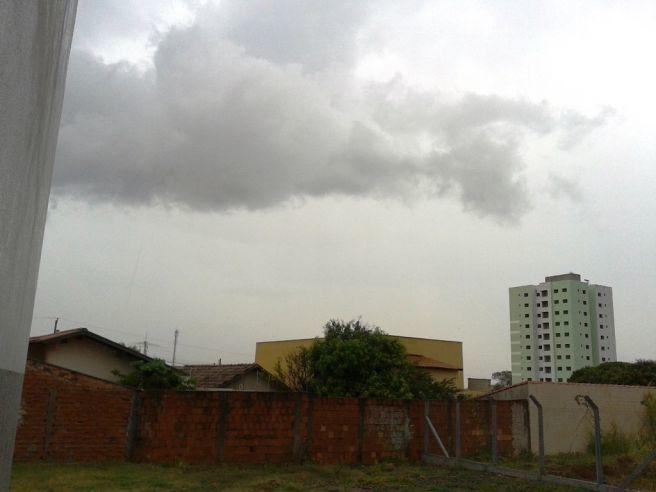Defesa Civil e climatologista Wanda Prata alertam para tempestade em Uberaba - Foto: Divulgação