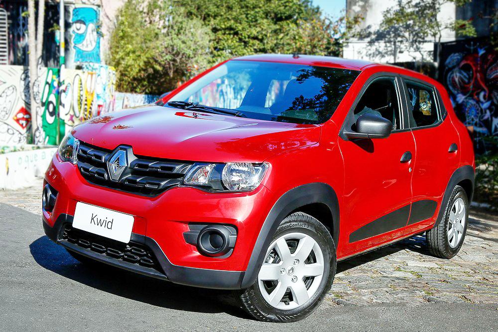Renault Kwid Zen - Foto: Divulgação
