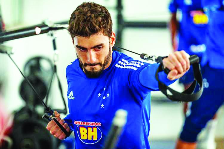 Rafael é reserva de Fábio no Cruzeiro - Foto: Vinnicius Silva/Cruzeiro