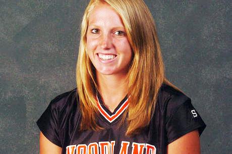 Alyssa Nakken era jogadora de softball na faculdade - Foto: Reprodução