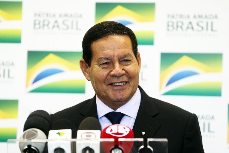 Decreto foi assinado pelo presidente em exercício, Hamilton Mourão - Foto: Divulgação