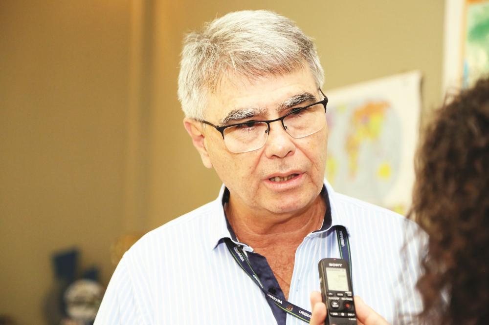 Secretário do Desenvolvimento Econômico, José Renato Gomes, observa que Uberaba tem avançado de forma inovadora na política de incentivos a novos investimentos - Foto: Neto Talmeli
