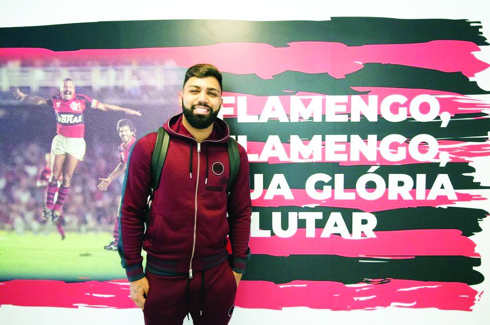 Diretoria do Fla chega a um acordo com a Inter de Milão e garante Gabigol por cinco anos - Foto: Alexandre Vidal/Flamengo