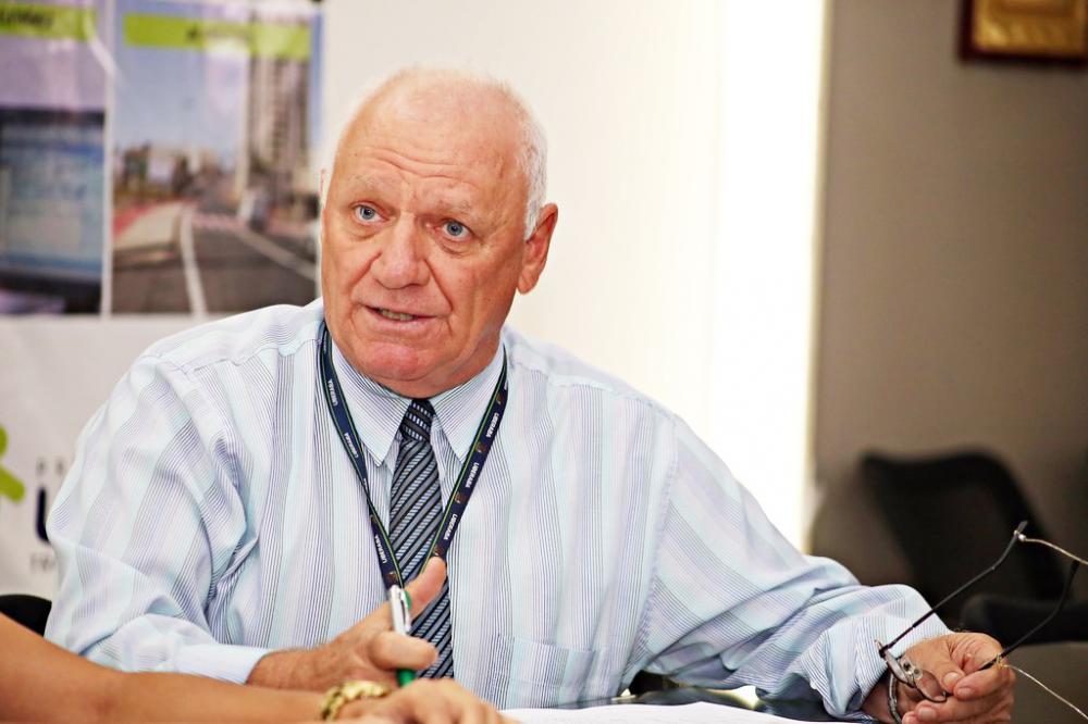 A ocorrência foi lavrada pelo procurador geral do Município, Paulo Salge